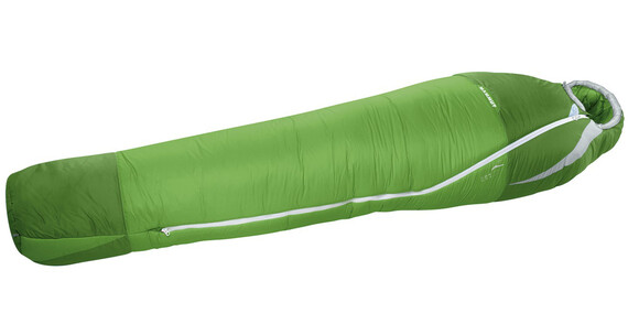 Mammut Kompakt MTI 3-Season Sleeping Bag 210cm sherwood-dark spring